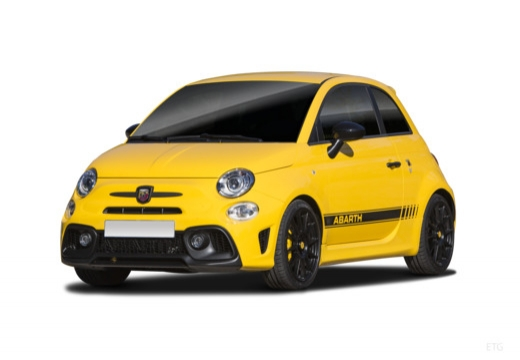Abarth 695 1.4T-Jet Rivale 132kW